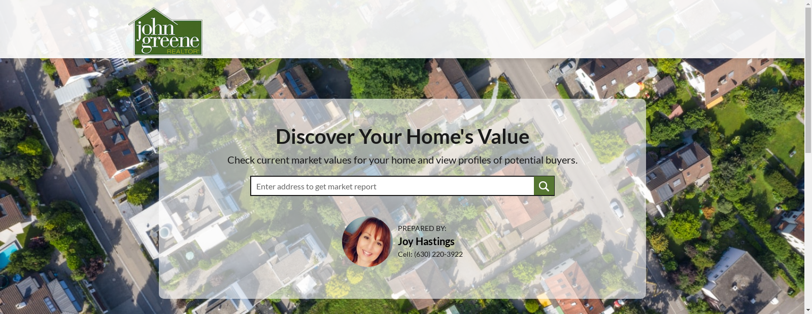 home valuation image